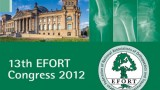 כנס EFORT ה-13 יתקיים בין ה-23 וה-25 למאי 2012 בברלין