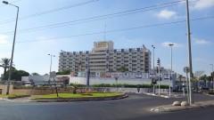 """בית החולים """"וולפסון"""" בחולון (צילום: ויקיפדיה)"""
