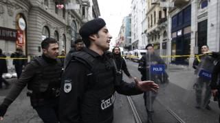 זירת פיגוע הטרור בלב איסטנבול, מארס 2016 (צילום: אילוסטרציה)