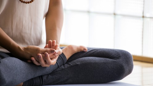 mindfulness, מדיטציה (צילום: אילוסטרציה)